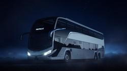 Karoseri Brasil Rilis 2 Bus Baru, Tampil Ganteng dengan Kaca Single