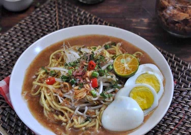 Hidangan Mie Khas Sumatera