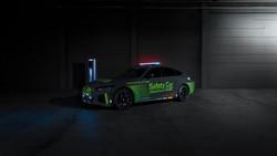 Ini Mobil Listrik Pertama BMW M yang Jadi Safety Car MotoE