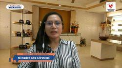 Strategi Ekspor UMKM Bali Kenalkan Kosmetik Natural ke Mancanegara