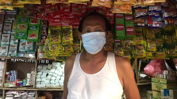 Pedagang di Pasar Kambing Tanah Abang, Kasiati