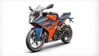 Ini Penampakan KTM RC390 Model Terbaru