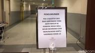 ITC Permata Hijau Sepi, Pengunjung Harus Tunjukkan Sertifikat Vaksin