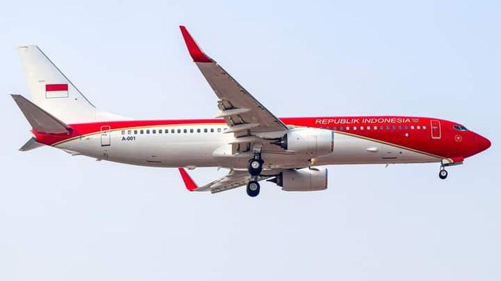 Bantah Cat Baru Pesawat Presiden Foya-foya saat COVID, Istana: Rencana 2019