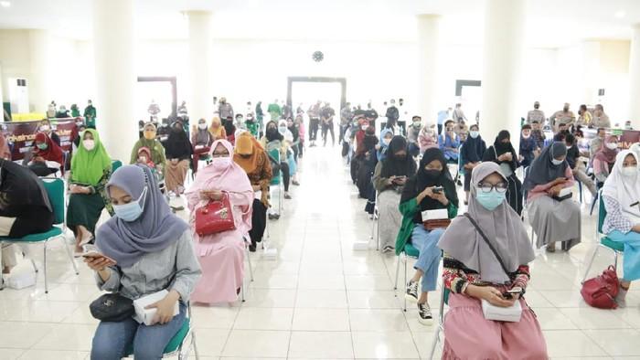 Polda NTB gandeng mahasiswa, siapkan 1.000 dosis vaksin COVID-19 di tiap kampus