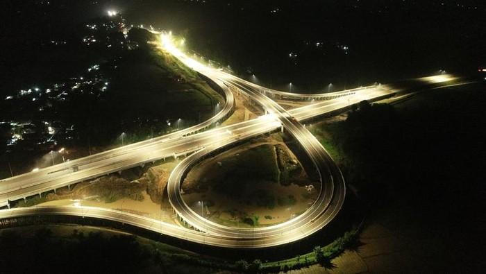 Progres Jalan Tol Serang-Panimbang