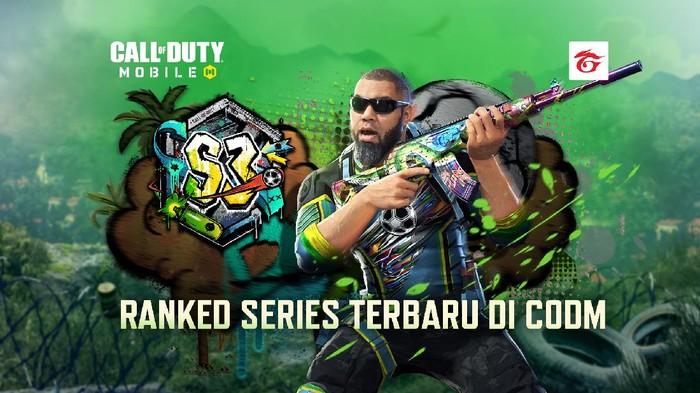 Ranked Series baru di Call of Duty: Mobile, Hadiah Baru Semangat Baru