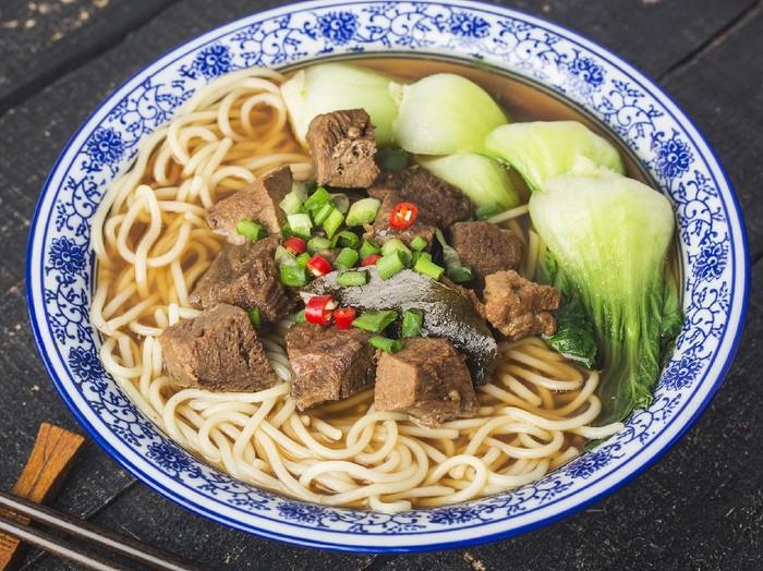 Resep Mie Kuah Daging Khas Taiwan