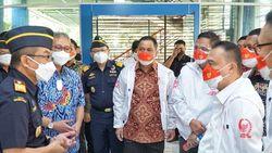 DPR Sidak Bea Cukai Tanjung Priok, Cek Pengaturan Barang Kebutuhan COVID