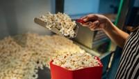 Selain Kentang Goreng, Porsi Popcorn Small dan Medium Disebut Isinya Sama