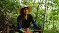 Kisah Mantan Atlet yang Pilih Jadi Petani di Gunung Setelah Pensiun