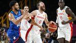 Tim Basket AS Berhasil Kalahkan Spanyol di Perempat Final Olimpiade Tokyo