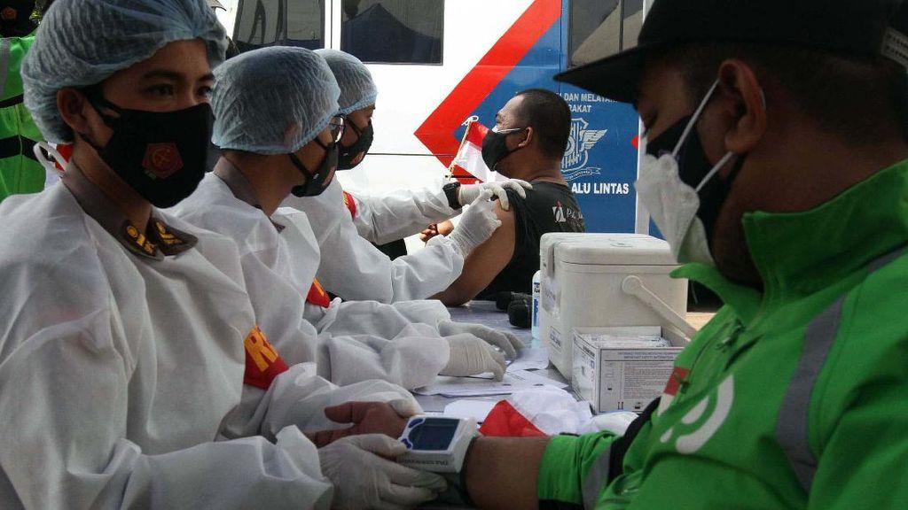 Vaksinasi Merdeka untuk 3 Juta Warga Jakarta