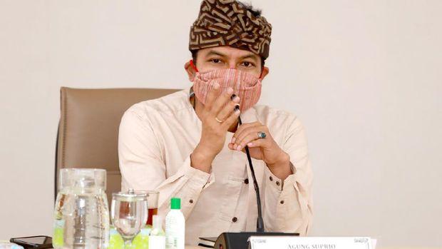 Agung Suprio, Ketua KPI