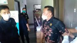 Anggota DPRD Cianjur Ngamuk Saat Sidak ke Perusahaan