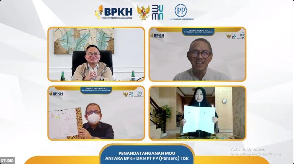 BPKH Bakal Kerja Bareng PP Bangun Rumah Indonesia di Mekah