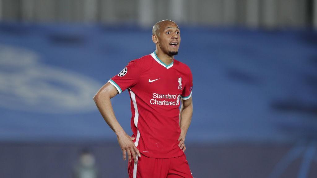 Fabinho di Liverpool sampai 2026