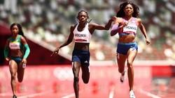 Gabrielle Thomas pelari cepat di cabang Atletik Olimpiade Tokyo 2020 ini sungguh istimewa. Selain menjadi atlet, ia juga calon epidemolog lulusan Harvard.