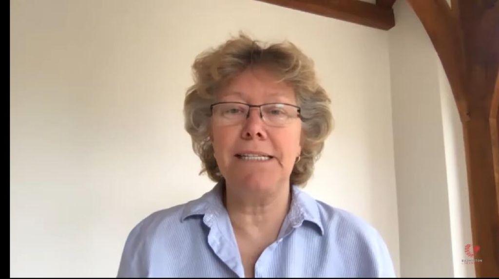 Mengenal Gillian Clark, Komentator Bulutangkis Olimpiade Tokyo 2020