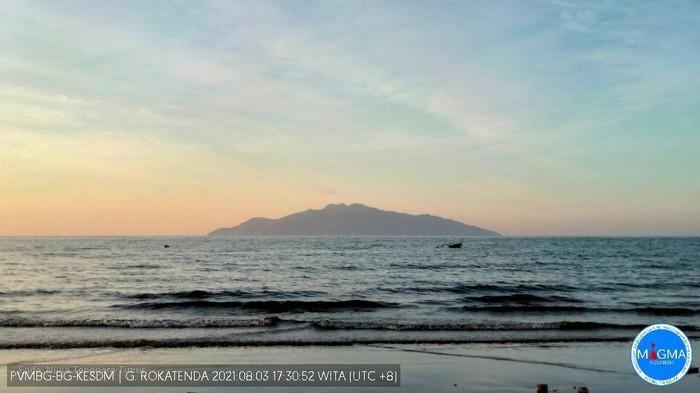 Gunung Rokatenda (dok PVMBG)