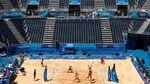Heboh Tayangan Voli Pantai Wanita Olimpiade Tokyo Diadukan ke KPI