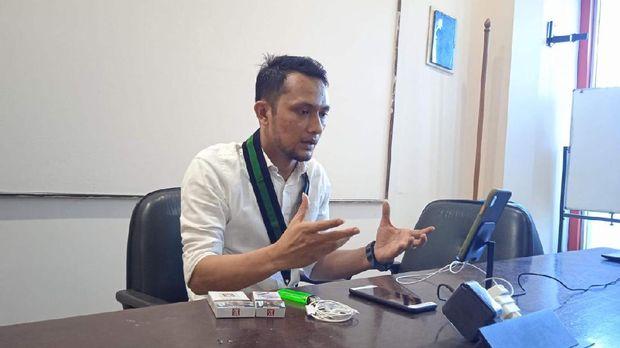 Ketua Bidang Sosial dan Kesejahteraan Masyarakat PB HMI, Imam Rinaldi Nasution.