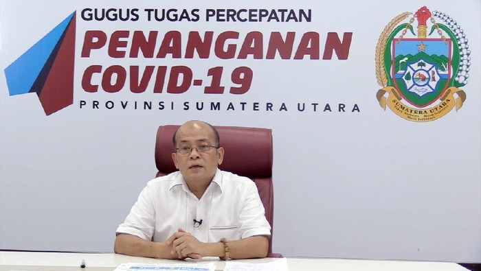 Kadis Perindag Medan, Riadil Akhir Lubis (dok. Diskominfo Sumut)