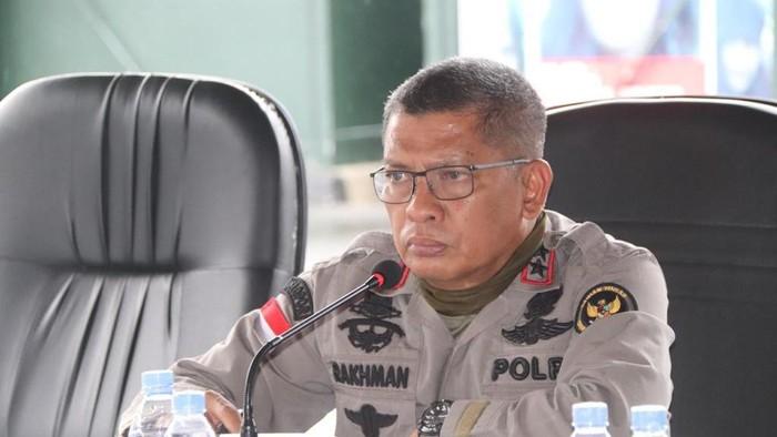 Kapolda Sulteng Irjen Abdul Rakhman Baso (dok Istimewa)