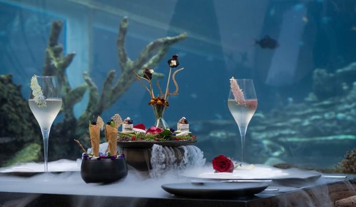 Koral Restaurant Bali Raih Predikat Resto Terbaik di Dunia