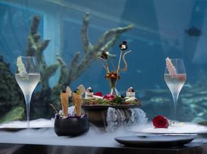 Keren! Koral Restaurant Bali Raih Predikat Resto Terbaik di Dunia