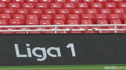 Hasil Liga 1 2021: Persipura Vs Persija Berakhir Imbang