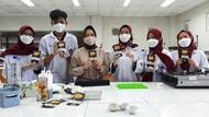 Mahasiswa UMP Ciptakan Permen Anti Corona Pereda Batuk