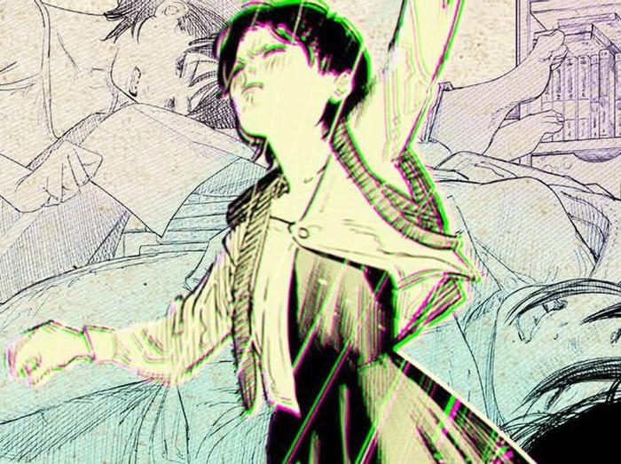 Manga Look Back on Sunday