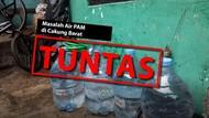 Before-After Perbaikan Air PAM di Cakung Barat Jaktim