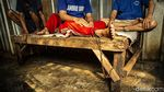Potret Pasien Gangguan Jiwa Divaksinasi di Bekasi
