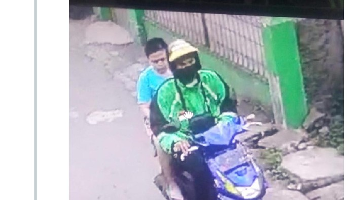 Orang tak dikenal bawa kabur anak di Bandung.