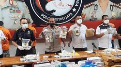 Polisi Ungkap Obat COVID yang Ditimbun Perawat di Jakarta Sisa Pasien