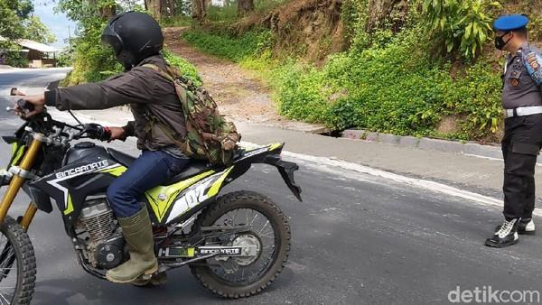 Polisi juga akan membuat petunjuk teknis terkait dengan perayaan peringatan HUT RI di tempat wisata Lembanna, Kabupaten Gowa. (Ibnu Munsir/detikcom)