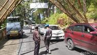 Foto: Objek Wisata Malino Tutup, Dampak PPKM Level 3