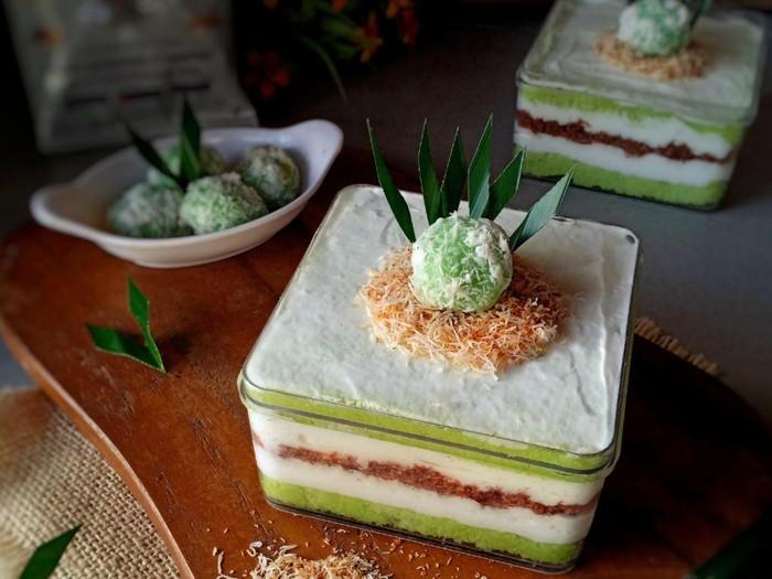 Resep Klepon Dessert Box