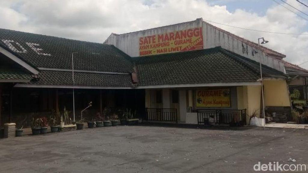 Cerita Pemilik Rumah Makan di Ciamis Nyaris Bangkrut Imbas Pandemi Corona