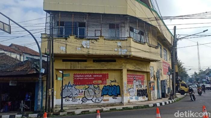 Rumah Sengketa di Sukabumi