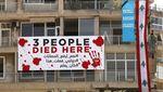 Satu Tahun Ledakan Beirut yang Menyisakan Luka