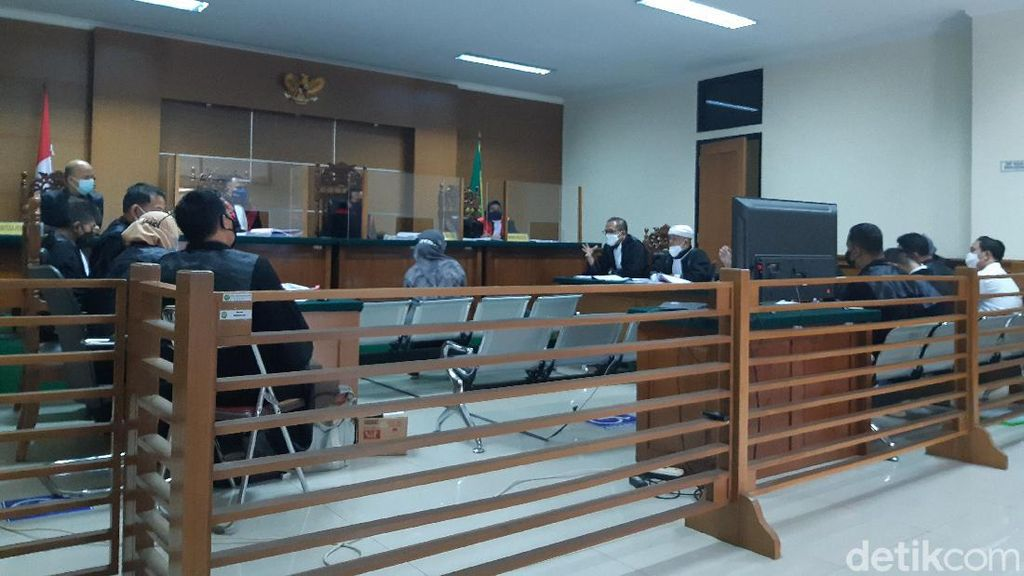 Kasus Korupsi Masker, Kadinkes Banten Ngaku Setujui Harga Satuan Rp 220 Ribu