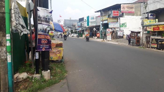 Jl Ceger Raya, Pondok Aren, Tangerang Selatan (Tangsel).