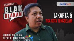 Blak-blakan Dr Heri Andreas, Pekalongan & Semarang Lebih Dulu Tenggelam