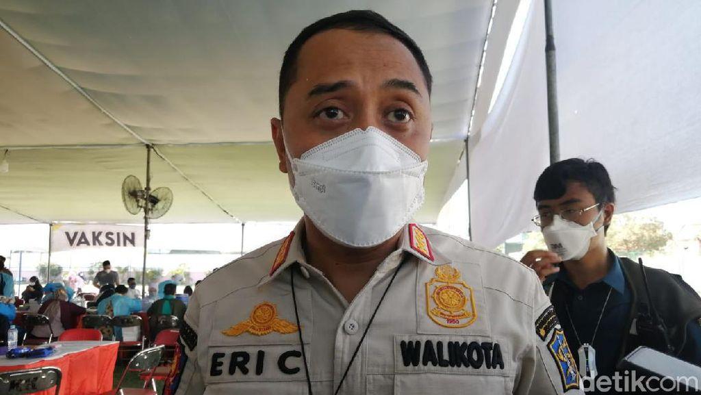 Divaksin Moderna, Nakes di Surabaya Rata-rata Merasa Panas Tubuhnya