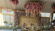 Viral Dekor Pernikahan Roncean Melati Sepanjang 5 Km, Ini Bocoran Harganya