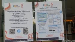 Deretan Mal di Jakarta yang Mulai Wajibkan Sertifikat Vaksin COVID-19