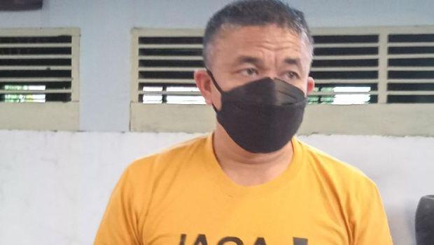 Wali Kota Palu, Hadianto Rasyid. (ANTARA/Moh Ridwan)